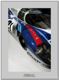 Rétromobile 2007, Porsche
