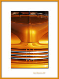 Golden truck, Le Bourget