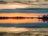 Big Rideau Lake Sunset DSCF01635-6