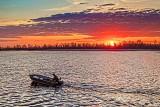 Sunrise Fisherman 20130503