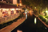 Riverwalk At Night 44074
