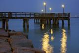 Pier In First Light 46964
