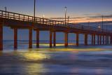Pier At Dawn 47580