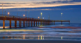 Pier At Dawn 47578