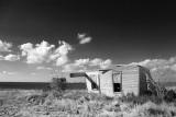 Abandoned Farmhouse 52740bw
