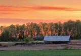 Barn At Sunrise 20070512