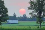 Barn In Sunrise 61633