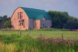 Old Barn At Sunrise 63872
