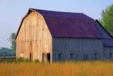 Old Barn At Sunrise 63933