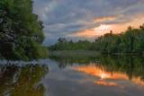 Scugog River Sunrise 65170