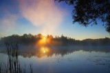 Scugog River Sunrise 66412