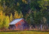 Hillside Barn 67393 Art