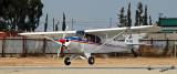 00488 - Landing | Piper Super-cub / Herzeliya airport - Israel