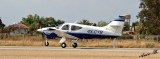00498 - Taking-off | Rockwell Commander / Herzeliya airport - Israel