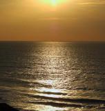 03092 - A bit before sunset / Herzeliya beach - Israel