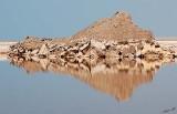 04069 - Reflection / Dead sea - Israel