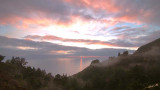 05351 - Sunset over the cliff... / Rd. 1 - CA - USA