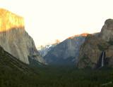 05481 - A bit before sunset... / Yosemite NP - CA - USA