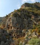 06317 - Myra graves... / Demre - Antalya - Turkey
