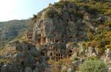 06318 - Myra graves... / Demre - Antalya - Turkey