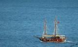 06454 - Sailing to another trip... / Antalya - Turkey