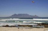 11377 - The beach and table mountain... / South Africa