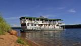 12937 - Our transport on the lake / Lake Kariba - Zambia