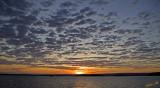 12959 - Sunrise / Lake Kariba - Zambia