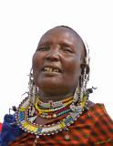 13725 - Masai / Masai village - Serengeti - Tanzania