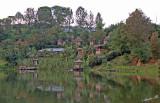 14220 - Quiet morning reflections | Lake Bunyoni - Uganda