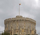 14877 - Queen at home ;-) | Castle / Windsor - England