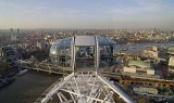 14959 - London skyline & the eye / London - England