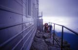 Altitude 3860 m - Arriving in the refuge