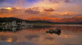 Good Morning Mono Lake