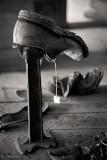 Shoe Tag (BW)