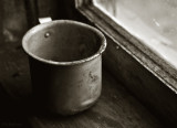 Tin Cup (BW)