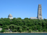 Grant's Tomb and Riverside Church