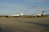 Aug 30 - Two donated Gulf Stream Jets