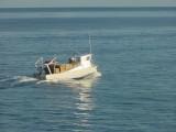 Upper keys Boat