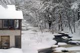 Skinners Mills, Wells, Winter