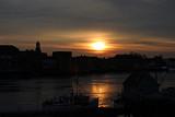 Sunset, Portsmouth