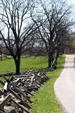 Gettysberg fence
