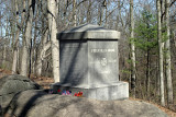 20th-Maine Monument, Little Roundtop