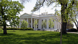 East Front White House