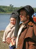 Le capitaine et sa jeune relève