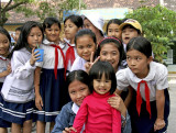 Ecolières - Nha Trang - Vietnam