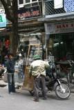 Le vitrier - Hanoi - Vietnam