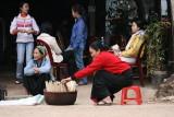 Vendeuse de riz gluant - Mai Chau - Vietnam