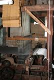 Vieux métier à tisser toujours en activité à Van Phuc