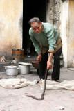 L'homme aux serpents - Le Mat - Vietnam